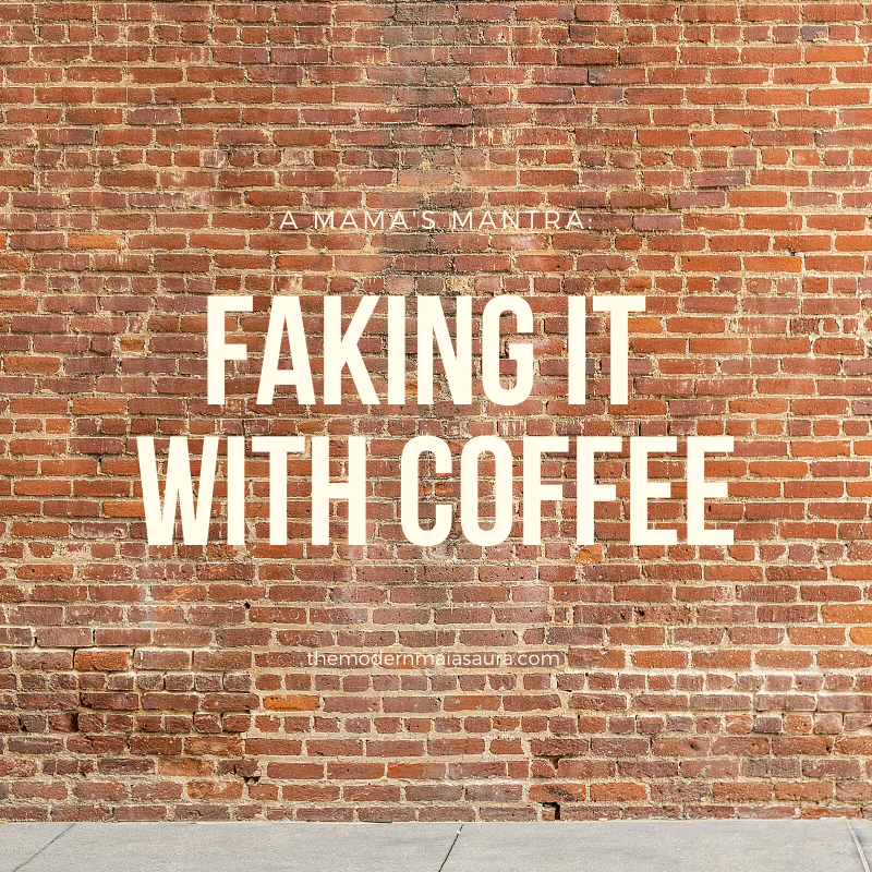 Faking it with Coffee